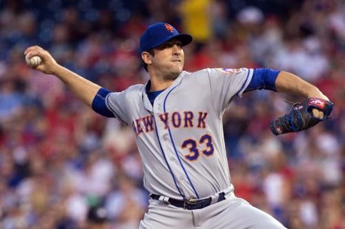 Matt Harvey will make his next start for the Mets