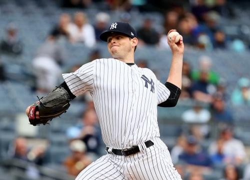 Montgomery makes MLB debut, Gardner injured as Yanks top Rays 8-4