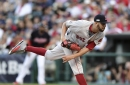 David Price, Boston Red Sox lefty, throws another bullpen; RHP Tyler Thornburg throws long toss