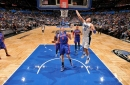 Orlando hangs on to defeat Detroit 113-109 The Associated Press