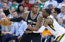 San Antonio @ Utah, Final Score: Spurs drop season finale to the Jazz, 101-97