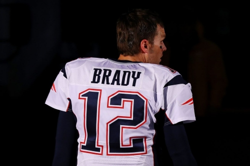 Patriots QB Tom Brady leads NFL in jersey sales (again); TE Rob Gronkowski and WR Julian Edelman also in top-25