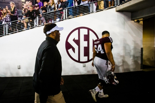 Texas A&M is 'an 8-5 team until further notice': Q&A with CBS'John P. Lopez breaks down Aggies, Sumlin, Myles Garrett and more