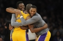 Metta World Peace says Magic Johnson told him the Lakers 'probably' won't bring him back