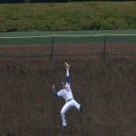 Albert Almora Jr. Made Another Hard Catch Look Ridiculously Easy