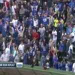 Anthony Rizzo Hits 1st HR Of The Season, Destroys Beer, Cubs Fan Makes Incredible Catch