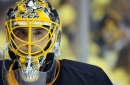 The Penguins' decision to hang on to Marc Andre-Fleury was surprising (and may save their season)