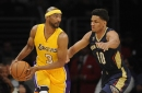 Corey Brewer says the Lakers' young players have to show progress this summer