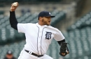 Jordan Zimmermann, Anibal Sanchez hit hard as Tigers beat by Twins