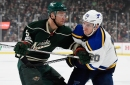 Wild report: Boudreau plans get Christian Folin 'more involved' in Game 2