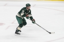 The numbers affirm it: Ryan Suter was the Wild's most important blue liner in Game 1