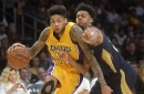The Lakers want Brandon Ingram to work with Kobe Bryant over the summer