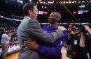 Luke Walton and Rob Pelinka explained why the Lakers want Brandon Ingram to work with Kobe Bryant