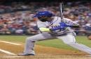 Struggling Jose Reyes not in Mets lineup vs. Marlins