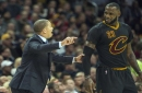 Marla Ridenour: Growing as a strategist and motivator, coach Tyronn Lue shows his swagger as defending champion Cavaliers launch bid to repeat