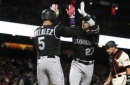 Struggling Rockies offense has beaten 2 of NL's top pitchers over the last week