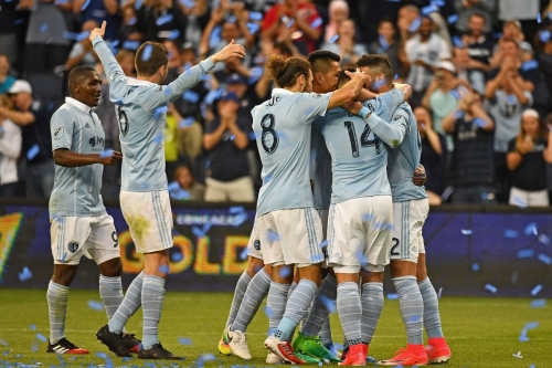 Sporting KC evolution continues through stern test at Timbers
