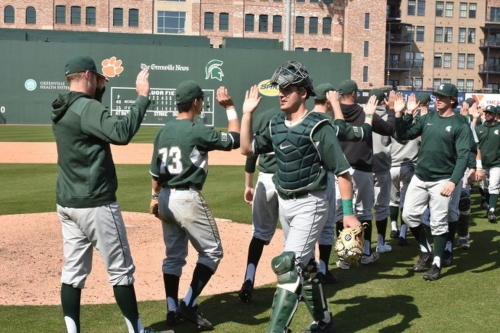 The Only Recap: The Spartans get handed a 2-1 loss against Notre Dame