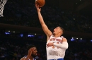 Willy Hernangomez named Eastern Conference Rookie of the Month for April
