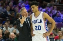 Brett Brown highlights list of keepers from 2016-17 Sixers