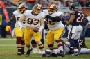 Redskins LB Trent Murphy suspended 4 games for PED use The Associated Press