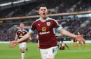 Everton target Michael Keane has a great future in front of him, says Ronald Koeman