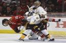 Division-winning Blackhawks, Caps, Ducks in different spots The Associated Press