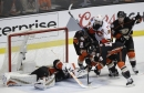Ducks determined to show playoff poise after disappointments The Associated Press