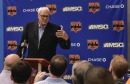 Jackson says that a trade might be best for Carmelo, Knicks