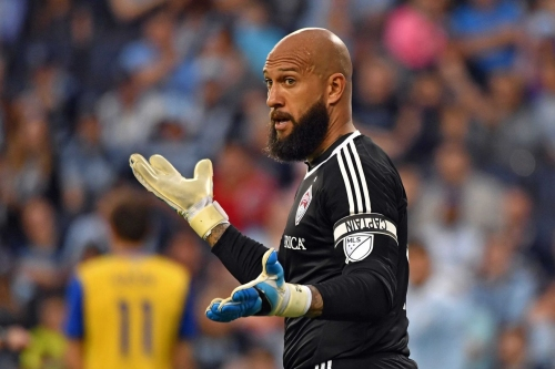 Tim Howard suspended for next 3 games