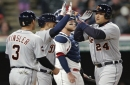Miguel Cabrera, irked by brush-back, hits 3-run homer to lead Tigers to win