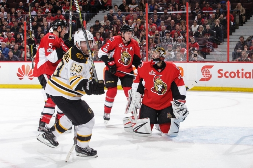 Bruins vs. Senators Game 2 PREVIEW