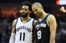 2017 NBA Playoffs: Memphis Grizzlies vs. San Antonio Spurs Game One Preview