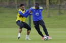 Ashley Williams the only change as Everton aim for Premier League record