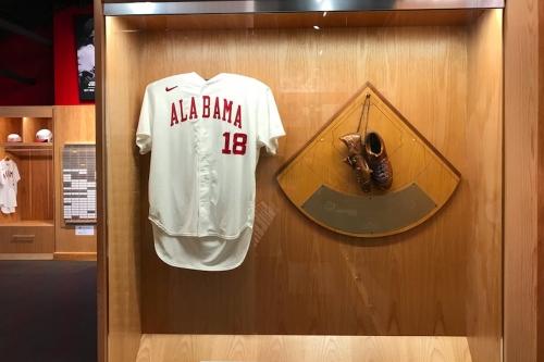 Alabama Baseball Swept, Again