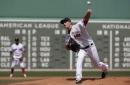 Mitch Moreland knocks in winning runs for Red Sox after Drew Pomeranz tosses inconsistent start