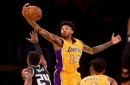 Brandon Ingram finds drive to improve for Lakers