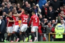 Manchester United midfielder Juan Mata's passionate response to beating Chelsea