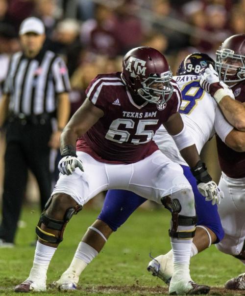 Texas A&M NFL Draft profile: OL Avery Gennesy