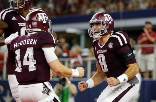 Texas A&M NFL draft profile: Trevor Knight doesn't have a future in the league at QB
