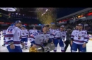 Pavel Datsyuk wins KHL's Gagarin Cup one year after leaving Red Wings