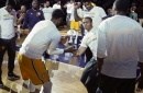 Paul George Gatorade Flow commercial finishes much better than Game 1
