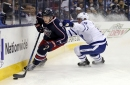 Blue Jackets' Werenski out for playoffs with face fracture The Associated Press