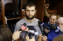 Luck offers no timetable for return from shoulder surgery The Associated Press