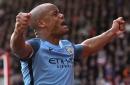 Pep Guardiola drops Vincent Kompany hint ahead of Man City's FA Cup semi-final with Arsenal