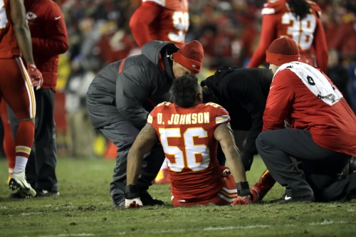 Chiefs' Derrick Johnson expects to be back by training camp