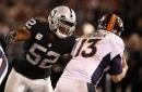 Just win, baby? Raiders DE Khalil Mack rewrites Al Davis slogan: `Just win now'