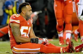 Chiefs LB Johnson expects to be ready by training camp