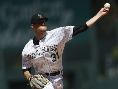 On deck: Rockies at Dodgers, Tuesday, 7:10 p.m.