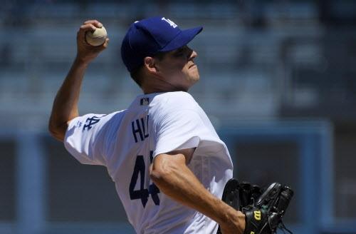 Dodgers send Rich Hill back to DL, Rob Segedin recalled